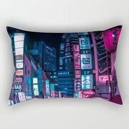 Stranger In The Night Rectangular Pillow