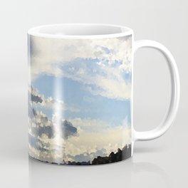 Italian clouds Coffee Mug