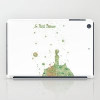 le petit prince iPad Cases featuring Le Petit Prince The Little Prince by Carma Zoe