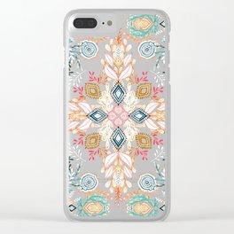 Wonderland in Spring Clear iPhone Case