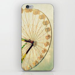 funtastic wheel iPhone Skin