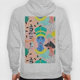 Postmodern Nefertiti Hoody