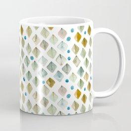 Earthy Diamonds Coffee Mug