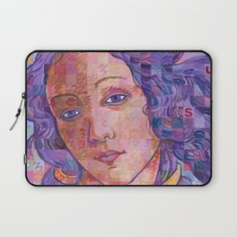 Variations On Botticelli's Venus – No. 2 Laptop Sleeve