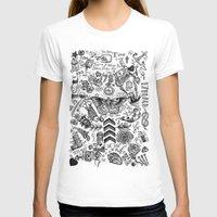 tattoos T-shirts featuring OT5 Tattoos by tash