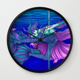 Pole Stars - PISCES Wall Clock