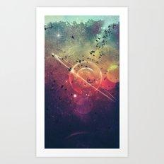 ∆tmysphyryc Art Print