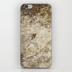 Old and Cracked iPhone & iPod Skin