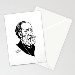 Camille Saint-Saëns Stationery Cards