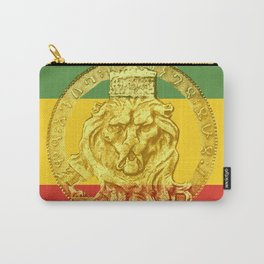 Conquering Lion of Judah Reggae Master Carry-All Pouch