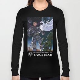 Spaceteam Long Sleeve T-shirt