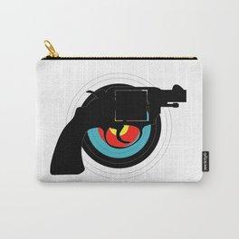 Hand Gun Target Carry-All Pouch