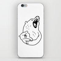 LOOK HOW CUTE! iPhone & iPod Skin