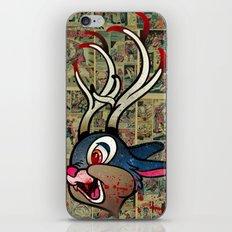 JackaThumper iPhone & iPod Skin