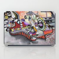 technology iPad Cases featuring Technology System1 by infloence
