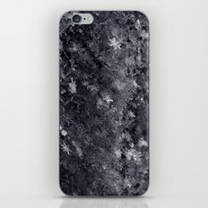 As the stars fell from the sky iPhone & iPod Skin