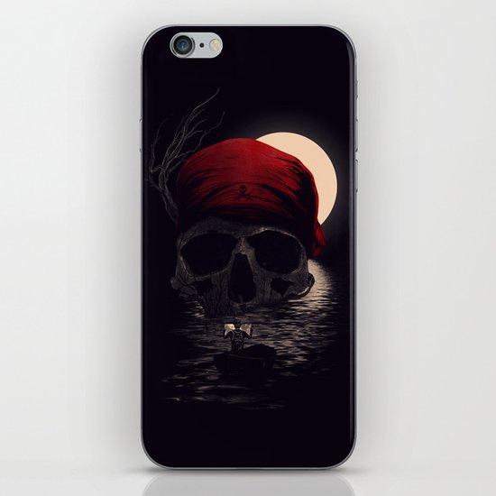 Treasure Hunting iPhone & iPod Skin