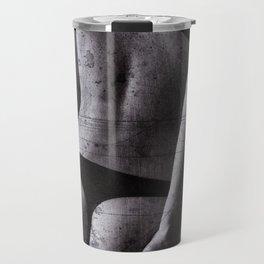 Distressed Lingerie Travel Mug
