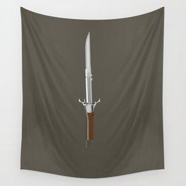 Corvo's Folding Blade Wall Tapestry