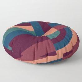 Velvet Blocks Floor Pillow