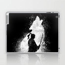 The Lone Samurai Laptop & iPad Skin