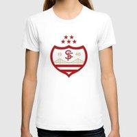 italian T-shirts featuring SFFC (Italian) by Football As Football