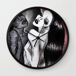 Mirror, Mirror Wall Clock