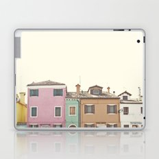 Colored Houses Laptop & iPad Skin