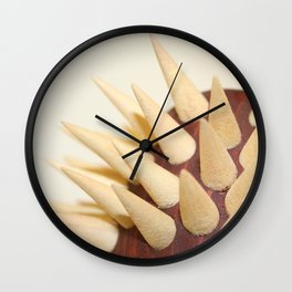 Eat your heart out.  Wall Clock
