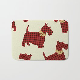 Scottish Terrier Bath Mat