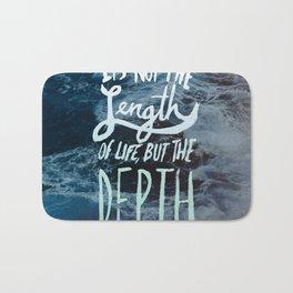 Big Sur x Depth Bath Mat
