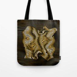 Golden Janus Tote Bag