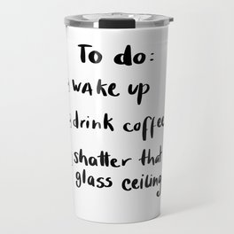 to do Travel Mug