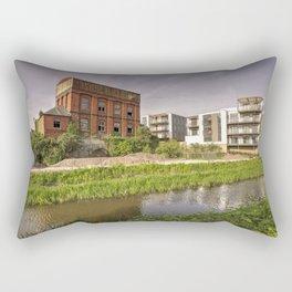 Firepool Water Tower  Rectangular Pillow