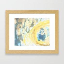 Dancing In Infinitum (sec a) Framed Art Print