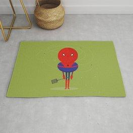 Spider man: My bug hero! Rug