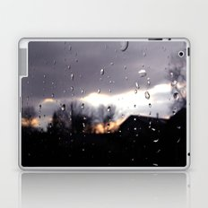 just like raindrops Laptop & iPad Skin