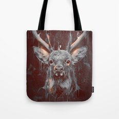 DARK DEER Tote Bag