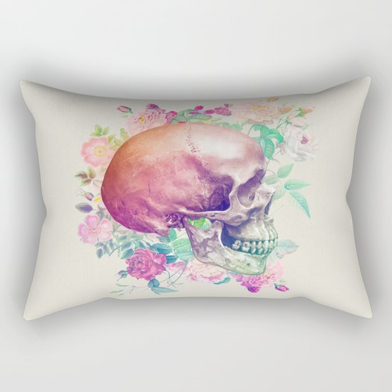 Skull I Rectangular Pillow