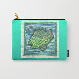 Counter Fish Carry-All Pouch