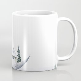 Moon House Coffee Mug
