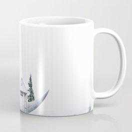 Moon House Coffee Mug