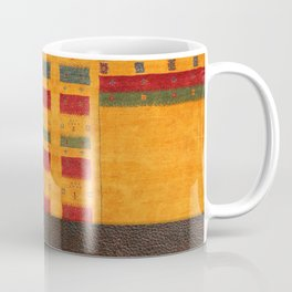 N68 - Oriental Traditional Moroccan Style with Original Leather Cover Artwork Coffee Mug