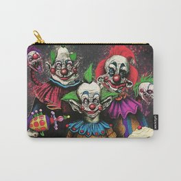 Killer Klowns From Outer Space Carry-All Pouch