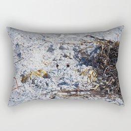 Feeling Invisible Rectangular Pillow