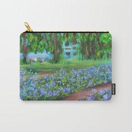 Monet's Garden AC20110715a Carry-All Pouch