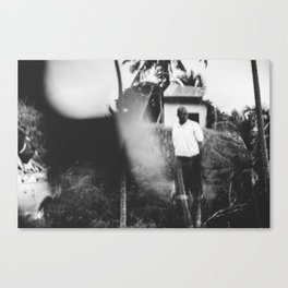 Illusion, Mozambique Canvas Print