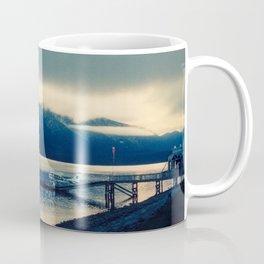 Lake Te Anau Coffee Mug