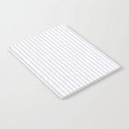 Grey Harbour Mist Mattress Ticking 2018 London Fashion Color Notebook