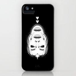 FLIP FACE  iPhone Case